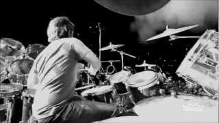 Rob bourdon - Papercut  (como tocar Papercut en bateria) -(How to play Papercut drums)