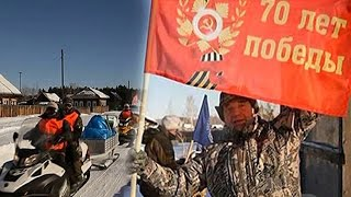 Саянская экспедиция 2015 год.(Документальный фильм повествует об экспедиции на снегоходах в самые труднодоступные уголки Саянских гор...., 2015-04-08T08:09:33.000Z)