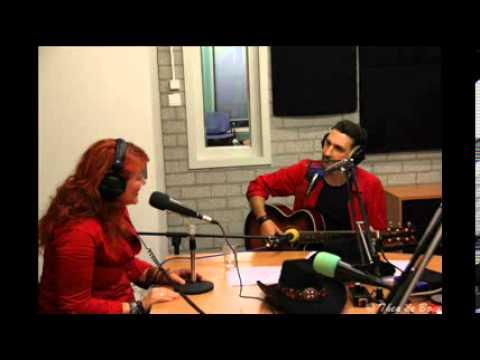 Poppyfield bei Radio Westerwolde in Holland