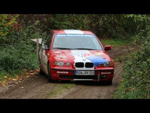 48. Atlantis Rallye - Hey Racingteam - Alexander Brase - Sarah Nolte - BMW E46 318ti - WP 6 & 7