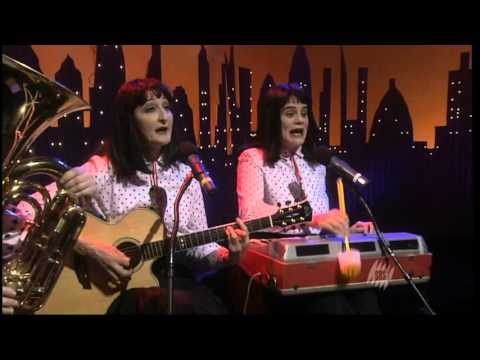 The Kransky Sisters - Highway To Hell (In Siberia Tonight)