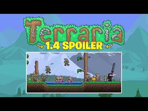 Terraria 1.3.6 - Old Event gets New Music!! (2018 Update!)