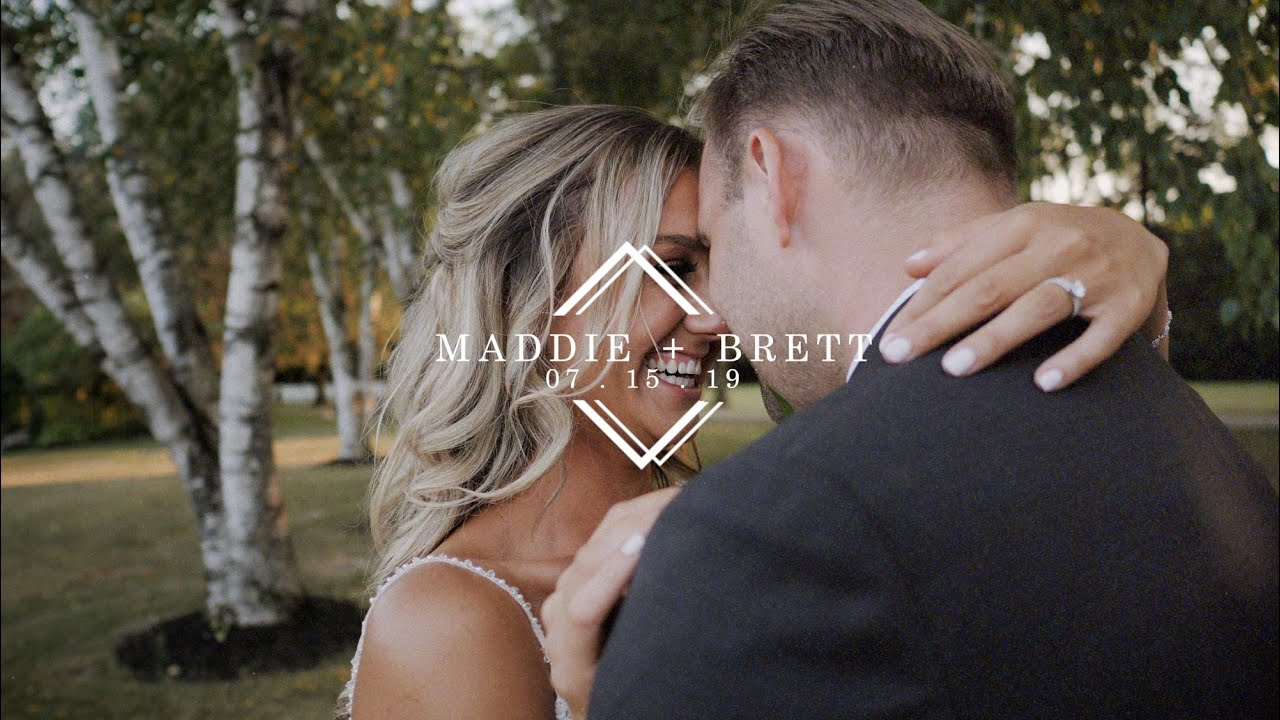 Maddie + Brett's Wedding Film | Perfect day at the Roseville Estate