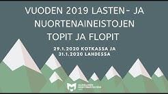 Markku Kesti: Kuvakirjat 2019