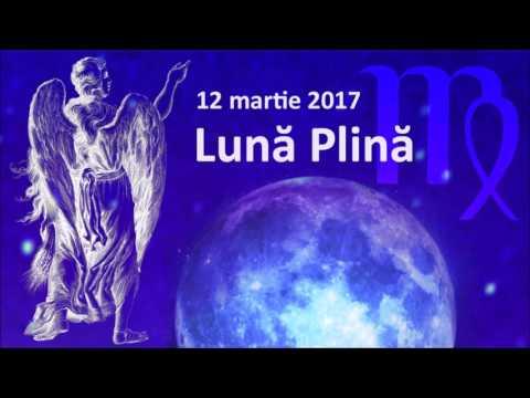 Prognoză astrologică pentru Luna Plină din 12 martie 2017