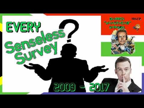 Whackhead Simpson - Every Senseless Survey
