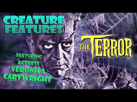 Creature Features  Veronica Cartwright &