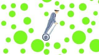 КАК ПРОЛЕТЕТЬ ЖИВЫМ СКВОЗЬ МИЛЛИОН СМЕРТЕЛЬНЫХ ШАРОВ? 0,01% ПРОХОДИМОСТИ В ХЭППИ ВИЛС (Happy Wheels)