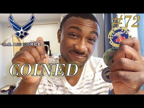 What Are Military Coins? | How To Get Coined| #72