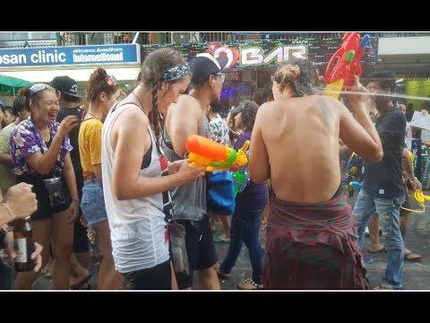 Songkran Festival In Bangkok - What is Songkran? Watch this Video
