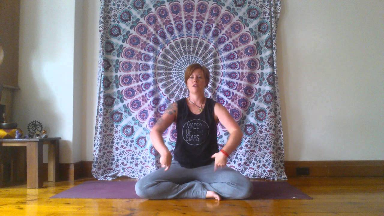 Yoga For Breastfeeding Mamas Release Tension In Upper Back And Neck