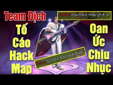 [Gcaothu] Youtuber bị cả team địch cho ăn phiếu tố cáo vì hack map - Elsu chấp cả đỡ đòn