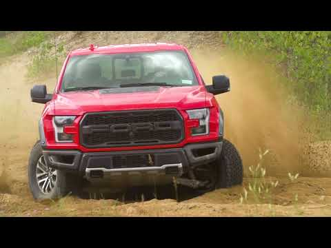 The 2019 Ford F-150 Raptor's high-tech Trail Control system - YouTube