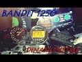 ALC MOTOVLOG - BANDIT 1250 NO DINAMOMETRO!