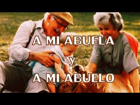 Canción para abuelos- A MI ABUELA Y A MI ABUELO - Daniel Deniesse