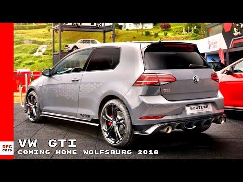 VW GTI Coming Home Wolfsburg 2018
