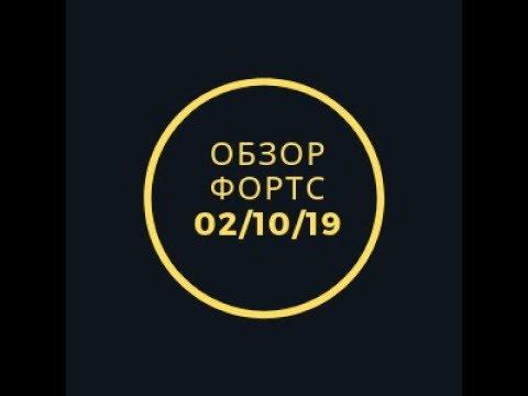 02/10/19 Поиск торговых идей на Доллар/рубль, Нефть, Золото, РТС, Сбербанк и т.д..