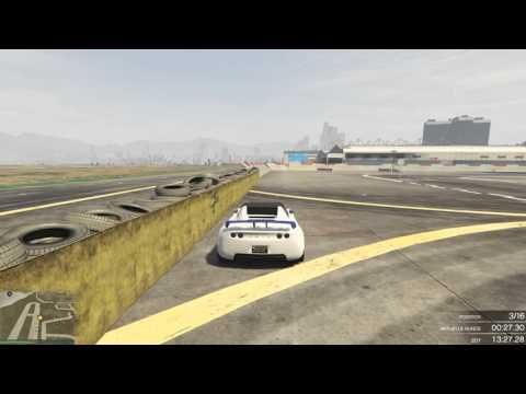 GTA Online Formula E Series Race 3 (PC)