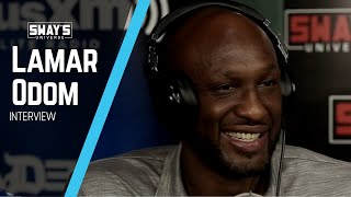 Lamar Odom Reveals What Cursed His Relationship with Khloe Kardashian + Talks Drugs & Mental Health