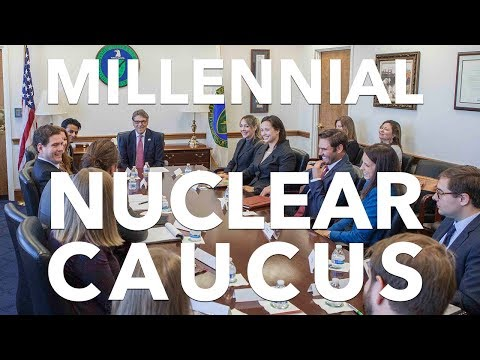 Millennial Nuclear Caucus (U.S. Department of Energy)