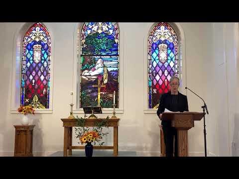 November 1st 2020 - Church Service