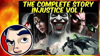 Injustice Vol 1. (Batman V Superman) - Complete Story