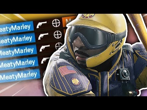 This video will make you want to play Rainbow Six Siege - YouTube