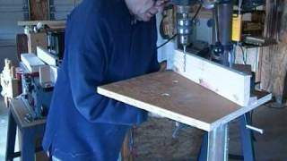 Build An Easy Drill Press Guide