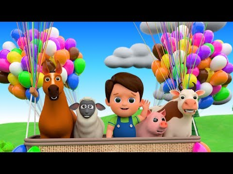 Baa Baa Black Sheep Nursery Rhymes & Baby Songs For Kisd