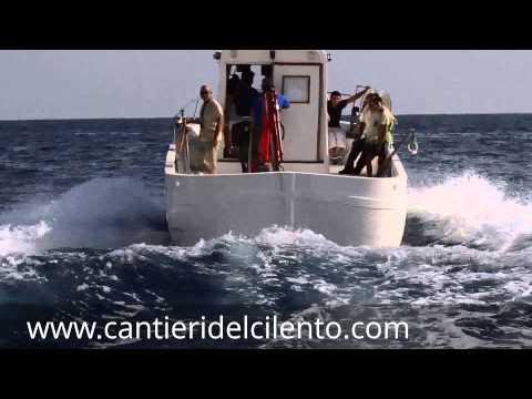 Cantieri del Cilento - 10 metri work