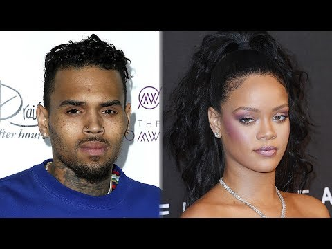 Chris Brown Dedicates B-Day Post To Rihanna & Fans Are NOT Happy