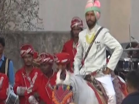 Wedding procession of a Dalit groom turned into a chaos