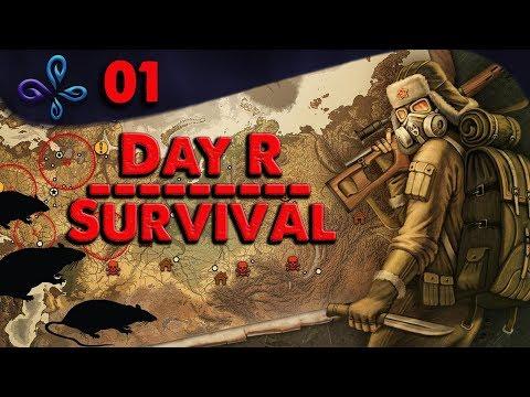 Découverte de DAY R SURVIVAL #1