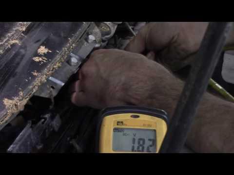 2007 Volkswagen Jetta 2.5L- Crank-No Start, ECM No Communication
