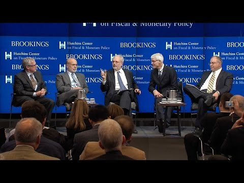 A look at the financial system, post-crisis:  A panel discussion