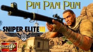 Vídeo Sniper Elite III