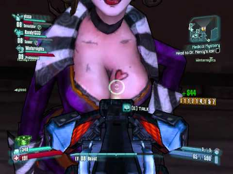 Borderlands mad moxxie tits