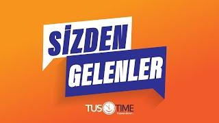 Nisan 2013 TUS 2. Tustime Kursiyeri Dr Ahmet Yücel Üçgül