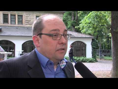 DICOM-Treffen 2014  Schloß Waldthausen – Interview mit Stefan Müller Mielitz