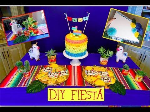 Fiesta Party Ideas