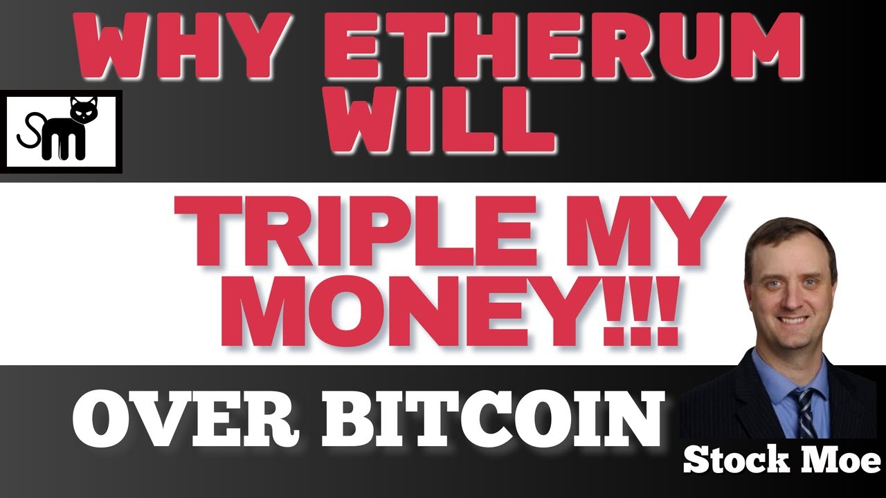 BITCOIN VS ETHEREUM - WHICH ONE IS THE BEST? Ethereum Price Prediction VS Bitcoin Price Prediction