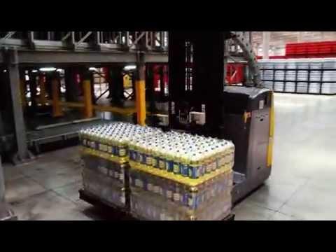 Almacén Automatizado - Corporación Lindley, Trujillo