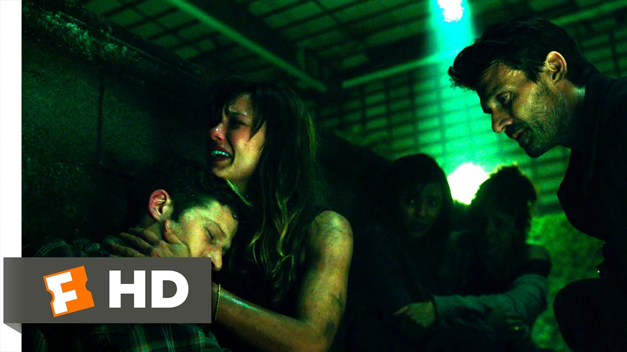 The Purge Anarchy 710 Movie CLIP Theres A Whole