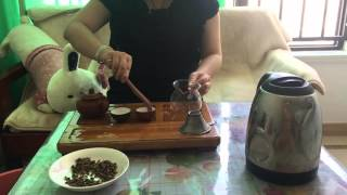 Review for 2015 Yunnan black teas