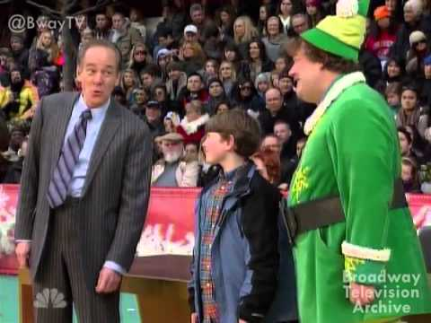 The Story of Buddy the Elf - ELF: THE MUSICAL (2012 Thanksgiving Parade)