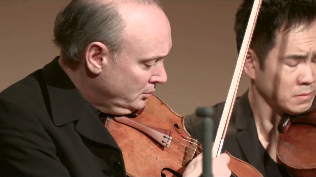 Frank Bridge Lament for Two Violas - CMS