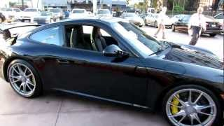 2010 Porsche GT3 Black PCCB leather Alcantara 3.8 L GT1 engine making 435 hp NOW AVAILABLE FOR SALE