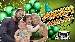 Cumple Años 3 de  Ponchito -- Keeping Up Con Los DeNigris