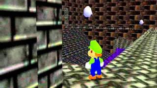Super Mario 64 Bloopers Part 4
