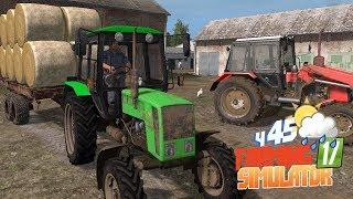 Farming Simulator 17 - Фермер быстро готовится.. К чему? Прохождение фермер симулятор 45 серия